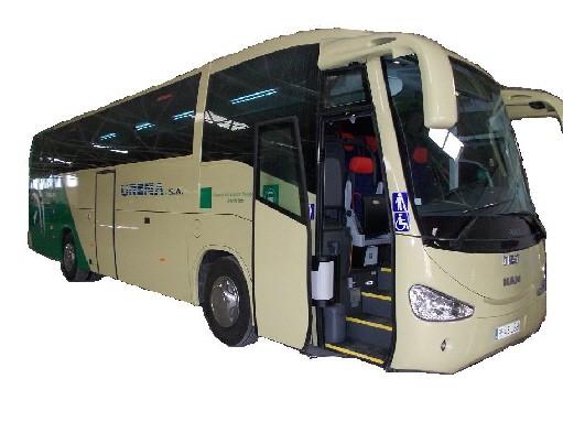 Pagina web de TRANSPORTES UREÑA SA